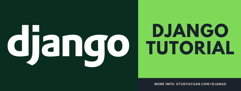 Learn Django. Django Tutorial StudyGyaan