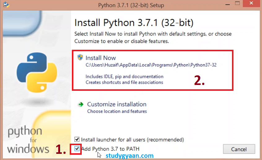 How to Install Python 3 on Windows
